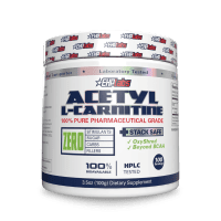 EHP LABS - ACETYL L-CARNITINE | WEIGHT LOSS SUPPORT