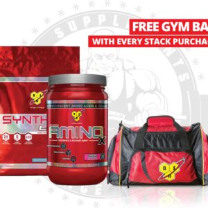BSN - STACK with Free Bsn Bag-0