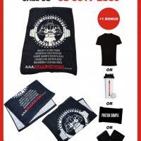 AAA APPAREL | Gym Towel