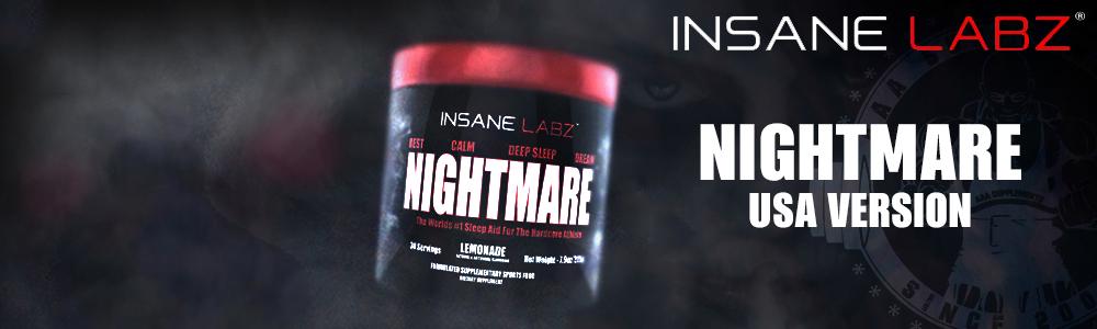 insane labs nightmare banner