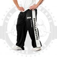 AAA APPAREL   POLYESTER TRACK PANTS