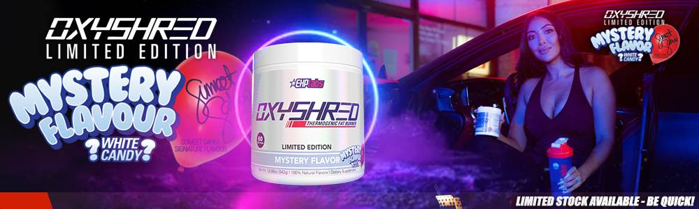 Oxyshred Mystery Flavour