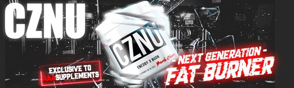 Citizen Nutrition CZNU Banner